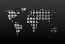 Free World Map Stock Photo - 6746520