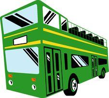 Free Double Decker Bus Stock Photo - 6746800
