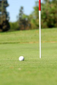 Free Golf Ball Royalty Free Stock Photos - 6748708