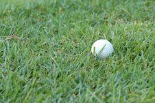 Free Golf Ball Royalty Free Stock Photos - 6748778
