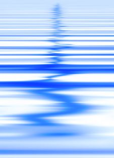 Free Blue Ripples Royalty Free Stock Images - 6749759