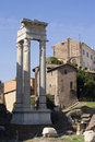 Free Rome - Ruins By Teatro Di Marcello Royalty Free Stock Photo - 6750025