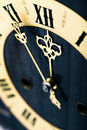 Free Antique Looking Clock Dial Royalty Free Stock Image - 6750376