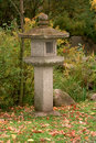 Free Old Stone Lanterns. Royalty Free Stock Photography - 6750427