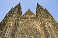 Free St.Vitus Cathedral-Prague Castle Royalty Free Stock Photo - 6750655