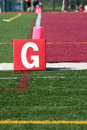 Free Football Field Goal Line Royalty Free Stock Image - 6752096
