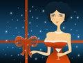 Free Gift Royalty Free Stock Image - 6756376