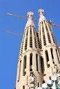 Free Temple Expiatori De La Sagrada Familia Stock Photos - 6756403