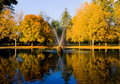 Free Autumn In The Park Royalty Free Stock Images - 6759159