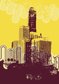 Free Urban Grunge Background Stock Photo - 6750660