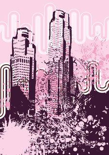 Free Urban Grunge Background Stock Photo - 6750690