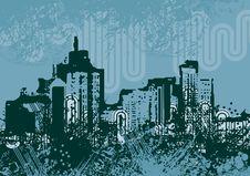 Free Urban Grunge Background Stock Images - 6750754