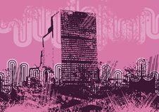 Free Urban Grunge Background Royalty Free Stock Images - 6750799