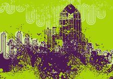 Free Urban Grunge Background Stock Photo - 6750800