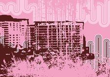 Free Urban Grunge Background Royalty Free Stock Image - 6750806