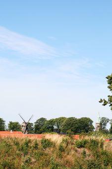 Free Windmill Stock Photography - 6750862