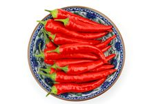 Free Red Peppers Stock Images - 6750914