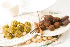 Free Handmade Chocolates Stock Photos - 6750933