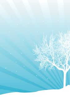 Free Winter Background. Stock Photos - 6751153