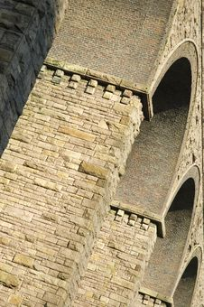 Free Buxton Viaduct Stock Image - 6751381