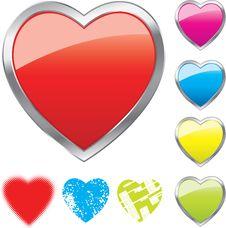 Free Hearts Stock Photo - 6751410