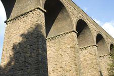 Free Buxton Viaduct Stock Photos - 6751423