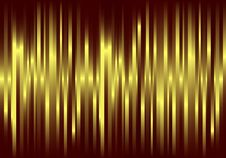 Free Golden Abstract Background Royalty Free Stock Images - 6751659