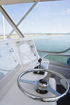 Free Yacht Cockpit Royalty Free Stock Photo - 6751705