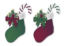Free Christmas Stockings Royalty Free Stock Photo - 6752195