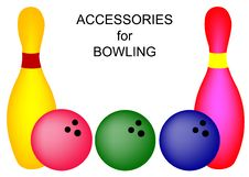 Free Accessories For Bowling Stock Photos - 6753073