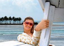 Ocean Breeze Stock Image