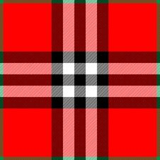 Free Christmas Plaid Stock Images - 6754124