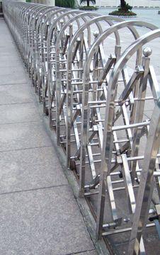 Free Mobile Iron Gate Stock Photo - 6754160