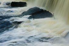 Free Waterfall Royalty Free Stock Photos - 6754188