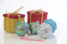 Free Christmas Decoration Royalty Free Stock Images - 6754469