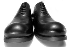 Free Black Shoes - 3 Stock Photography - 6755792