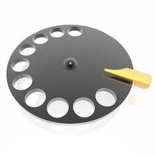 Telephone Disk