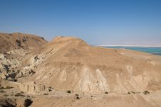 Free Dead Sea View Royalty Free Stock Photography - 6756627