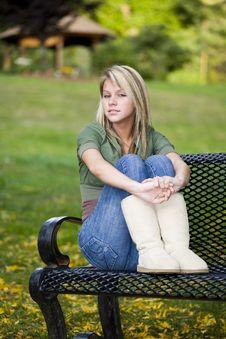 Free Beautiful Teenage Girl Stock Photo - 6756630