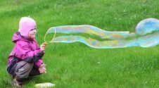 Free Giant Bubble Stock Image - 6756691