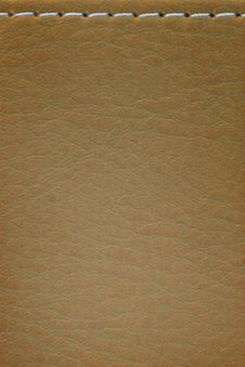 Free Blue Leather Texture Stock Photography - 6756912