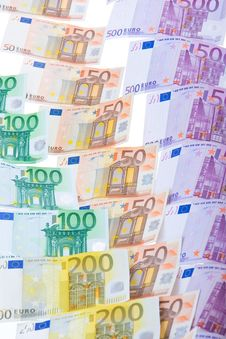 Free European Currency Banknotes Stock Photography - 6756992