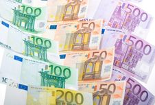 Free European Currency Banknotes Stock Photos - 6756993