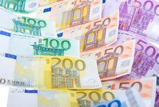 Free European Currency Banknotes Royalty Free Stock Photography - 6757147