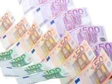 Free European Currency Banknotes Royalty Free Stock Photo - 6757155