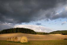 Free Haymaking Stock Image - 6757211