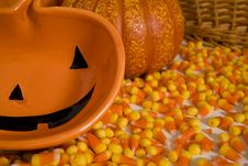 Free Candy Corn Halloween Stock Photos - 6757233