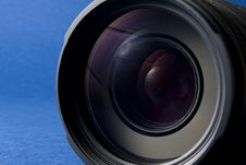 Free Lens Front Element Royalty Free Stock Image - 6757886