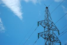 Free Electric Tower Stock Images - 6758064