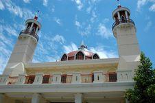 Free Mosque Stock Photo - 6758150